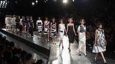 Desfile de Alexandre Herchcovitch coleção verão 2013/2014-SPFW
