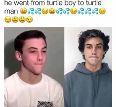 Image result for turtle man ethan dolan