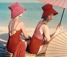 Ladies Beaching