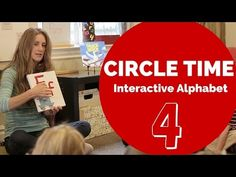 Make the alphabet come alive for children by making it interactive. Teach the letter name, the letter sound, and how to properly form the letter on the floor. Early Intervention Program, Learning Letters, Circle Time, Letter Sounds, Literacy, Alphabet, Good Things, Lettering, Teaching