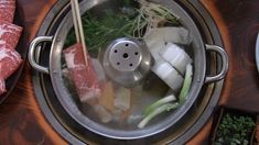 How Shabu-Shabu Connected Me to My Japanese Family — Saveur Whiskey Sour, Bourbon, Indian Food Recipes, Gourmet Recipes, Healthy Recipes, Shabu Shabu Recipe, Boiled Beef, Italian Cocktails, Nigella Seeds