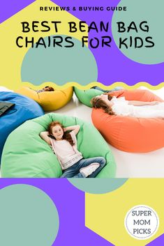 The best bean bag chairs are the ones that double in use! Check out these super comfy and useful bean bag chairs for kids. #supermompicks #beanbagstuffedanimal #toystorage #stuffedanimalstorage #quarentinebeanbag #gamingbeanbagchair #stuffedchairs
