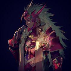 Ryoma / Fire Emblem Fates by SaigaTokihito.deviantart.com on @DeviantArt