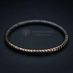 Snake Bracelet Bracelet Gift Stretch bracelet for men Black