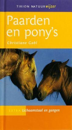 Paarden en pony's - Christiane Gohl
