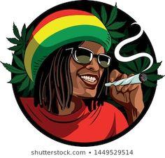 Aztec Tattoo Designs, Green Rooms, Candyland, Cartoon Art, Black Men, Chill, Smoke, Cannabis, Weed