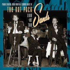 The Rat Pack - Live At The Sands on 180g 2LP