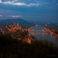 landscapelifescape: Budapest, Hungary city for eternity (by ildikoneer) Places Around The World, Oh The Places You'll Go, Places To Travel, Places To Visit, Around The Worlds, Beautiful Sites, Most Beautiful Cities, Dream Vacations, Vacation Spots