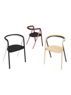 CHAIR 2 - Designer Chairs from Cappellini ✓ all information ✓ high-resolution images ✓ CADs ✓ catalogues ✓ contact information ✓ find your. Chair Design, Furniture Design, Accent Furniture, Wood Furniture, Swivel Dining Chairs, Italian Interior Design, Commercial Furniture, Italian Furniture, Contemporary Furniture