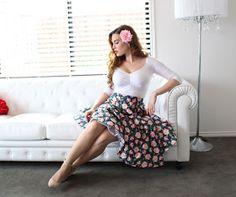 Miss Betty Doll : Betty Le Bonbon Swing Skirt Review - Get It Before It's Gone!