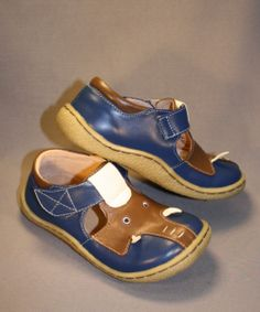 This blue elephant shoe from Livie + Luca is the absolute cutest! They are made of very durable leather and rubber and a fan favorite here at our store. Boys Casual Shoes, Little Man, Boat Shoes, Elephant, Fan, Store, Cute, Leather, Fashion