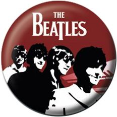 The Beatles: I Feel Fine (25mm Pin Button Badge)