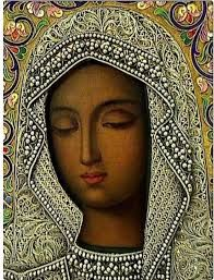 Image result for black madonna holy icon