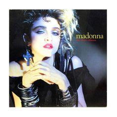 madonna album cover | Madonna gilt als absolute Stilikone. Auf ihrem ersten Albumcover war ...