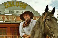 Šiklův mlýn - western Silver Dollar, Cowboy Hats, Westerns, Park, Parks