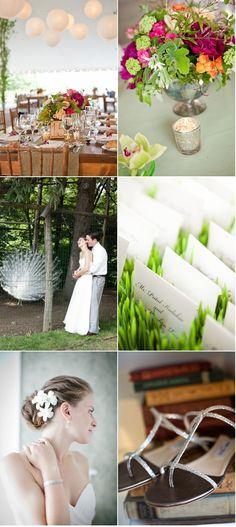 Ceremony + Reception Location: Buttermilk Falls Inn