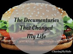 Food Documentaries That Changed My Life