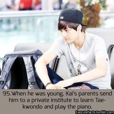 EXO FACT ♡ #KPOP - 95