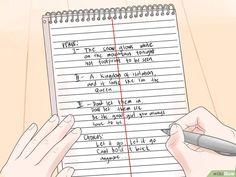 How to Write Song Lyrics (with Sample Lyrics) - wikiHow