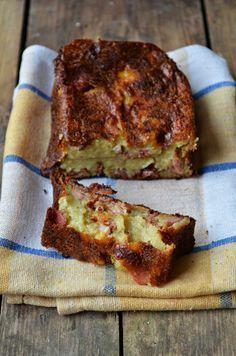 Kuchnia w zieleni: Babka ziemniaczana Savoury Baking, Savoury Cake, Bolivian Food, Polish Recipes, Polish Food, Russian Recipes, Brunch, Love Food, Food To Make