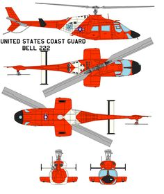 United States Coast Guard Bell 222 by on DeviantArt Coast Guard Boats, Coast Guard Helicopter, Attack Helicopter, Us Coast Guard, Military Helicopter, Military Aircraft, Us Navy, Coast Guard Rescue, Aviation Engineering