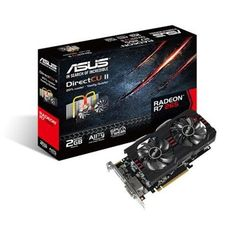 ASUS DirectCU II Radeon R7 265 2GB 256-Bit GDDR5 PCI Express 3.0 HDCP Ready CrossFireX Support Video Card Model R7265-DC2-2GD5. For More Info :http://goo.gl/1rsNaD #asus #directcu