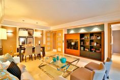 Luxury Penthouse For Sale on the Golden Mile, Marbella | Click on image for more details