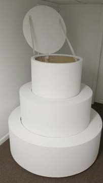 Pop Out Cakes World Largest Popout Biggest Bakery USA