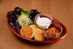 Coses de Llàbiro: Mini hamburgueses de cigrons