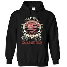Consolidated Edison - #diy gift #cool hoodie
