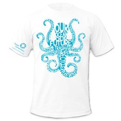 Ocean Conservancy Buy the shirt. Make a donation. Save the oceans.