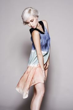 Love Phool 'Luna' Tie-Dye Dress (Multi). This may be purchased on ecovolvenow.com