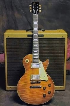 Kirk Hammett's '59 Gibson Les Paul Standard.