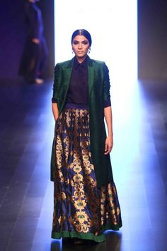 payalkhandwala - - Silk Shirt, Silk Jacket and Silk Brocade Lehenga Lakme Fashion Week, India Fashion, Ethnic Fashion, Asian Fashion, Pakistan Fashion, Fashion 2017, Pakistani Dresses, Indian Dresses, Indian Outfits
