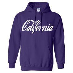 California Cola Sweatshirt Hoodie