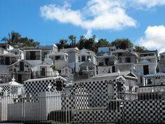Guadeloupe, cimetière de Morne-à-l'eau