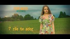 Nicu Netea - 7 zile te ador  [OFICIAL VIDEO]  2016 Video 2016, Short Sleeve Dresses, Dresses With Sleeves, Nicu, Videos, Lily Pulitzer, Music, Fashion, Moda