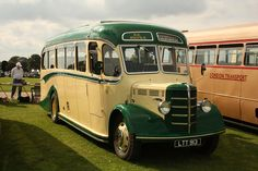 1949 Bedford Duple Coach