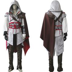 Assassin's Creed Ii Ezio Men's Cosplay Costume - assassins-creed Photo