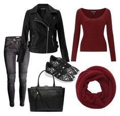 A fashion look from September 2016 featuring v-neck sweater, long jacket and skinny ankle jeans. Browse and shop related looks. Skinny Ankle Jeans, Long Jackets, Miss Selfridge, Fashion Looks, V Neck, Adidas, Polyvore, Sweaters, Shopping