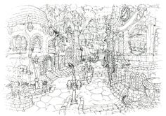 final fantasy 9 concept art - Google 검색