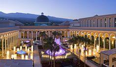 Gran Melia Palacio de Isora Tenerife - hotel recommended by Danny