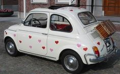 Nozza | blog | Fiat 500 trouwauto | Nozza wedding & event design
