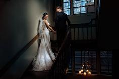 vancouver club wedding portraits
