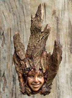 wooden spirit Chopoli.com