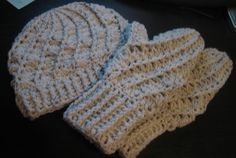 Divine Mittens to go with my Divine Hat!