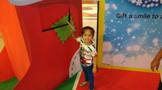 Aww! Little Chaitali just made Christmas a lot merrier with that adorable smile. #InorbitMakesMeSmile