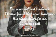 #poetry - best friend. #inspirationalquotes