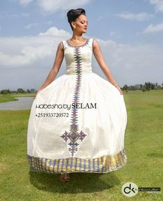 African Style, African Beauty, African Women, African Dress, African Fashion, Ethiopian Traditional Dress, Traditional Dresses, Tribal Wedding, Habesha Kemis
