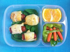 Leftovers packed for lunch   packed in @EasyLunchboxes containers